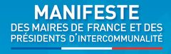 logo appel au manifeste des maires de France