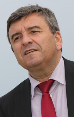 Hervé Bouyrie, président de l'AML, maire de Messanges